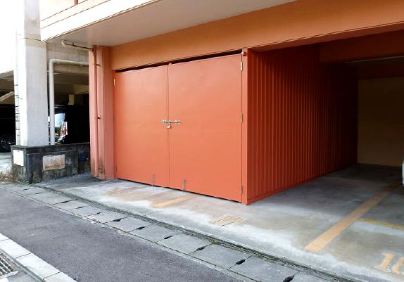 ガレージ・倉庫
